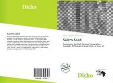 Salem Saad的封面