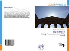 Exploitation kitap kapağı