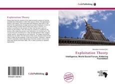 Copertina di Exploitation Theory