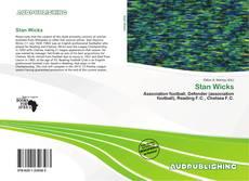 Bookcover of Stan Wicks