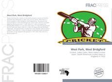 Bookcover of West Park, West Bridgford