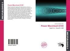 Power Macintosh 6100 kitap kapağı