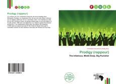 Prodigy (rappeur) kitap kapağı