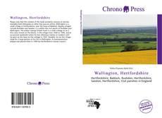 Bookcover of Wallington, Hertfordshire