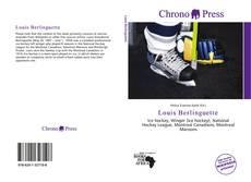 Buchcover von Louis Berlinguette