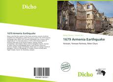 Bookcover of 1679 Armenia Earthquake
