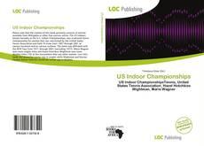 Capa do livro de US Indoor Championships