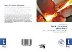 Black Christmas (bushfires) kitap kapağı