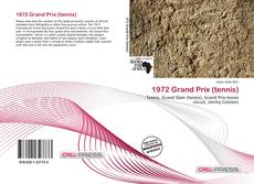 Couverture de 1972 Grand Prix (tennis)