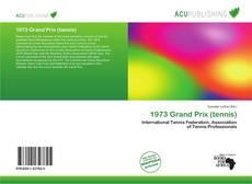 Portada del libro de 1973 Grand Prix (tennis)