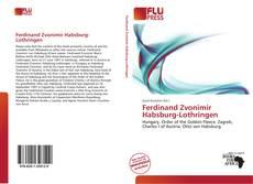 Buchcover von Ferdinand Zvonimir Habsburg-Lothringen
