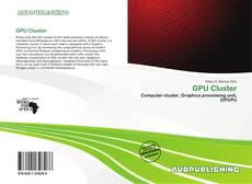 Bookcover of GPU Cluster