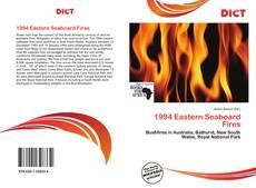 1994 Eastern Seaboard Fires kitap kapağı