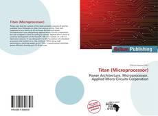 Portada del libro de Titan (Microprocessor)