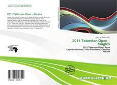 Portada del libro de 2011 Tatarstan Open – Singles