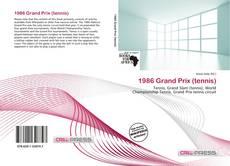 Buchcover von 1986 Grand Prix (tennis)