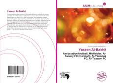Couverture de Yaseen Al-Bakhit