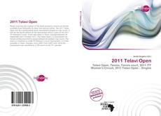 Buchcover von 2011 Telavi Open