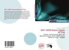 Обложка 2011 USTA Tennis Classic of Troy