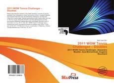 Copertina di 2011 WOW Tennis Challenger – Doubles