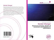 Capa do livro de Gender Changer