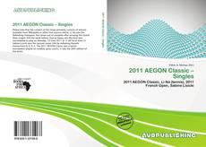 Обложка 2011 AEGON Classic – Singles