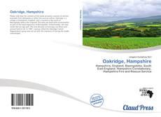 Bookcover of Oakridge, Hampshire