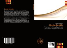 Bookcover of Denise Bastide