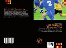 Bookcover of 2000 CONCACAF Champions' Cup