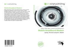 Portada del libro de Mobile Broadband Modem