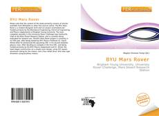 Bookcover of BYU Mars Rover