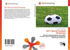 Bookcover of 2011 World Football Challenge