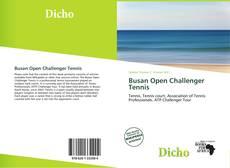Bookcover of Busan Open Challenger Tennis