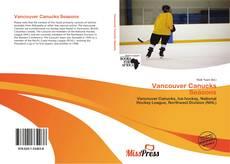 Vancouver Canucks Seasons kitap kapağı