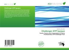 Bookcover of Challenger ATP Iquique