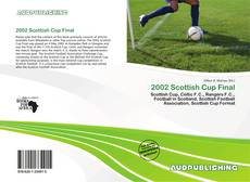 Portada del libro de 2002 Scottish Cup Final