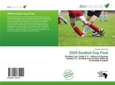 Portada del libro de 2005 Scottish Cup Final