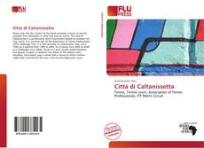Copertina di Città di Caltanissetta