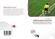 Portada del libro de 2009 Scottish Cup Final