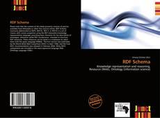 Bookcover of RDF Schema
