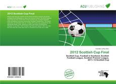 Portada del libro de 2012 Scottish Cup Final