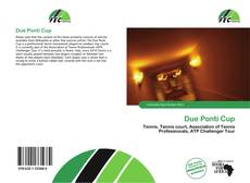 Bookcover of Due Ponti Cup