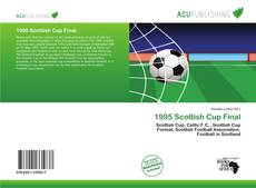 Portada del libro de 1995 Scottish Cup Final
