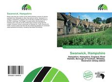 Bookcover of Swanwick, Hampshire