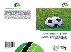 Portada del libro de 1998 Scottish Cup Final