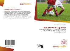 Portada del libro de 1999 Scottish Cup Final