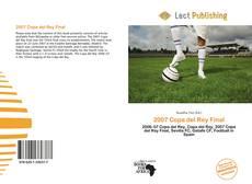 Portada del libro de 2007 Copa del Rey Final