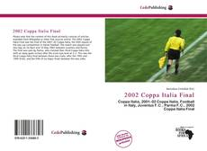 Couverture de 2002 Coppa Italia Final