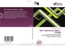 Обложка 2011 Monterrey Open – Singles