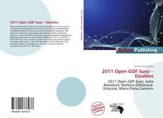 Borítókép a  2011 Open GDF Suez – Doubles - hoz